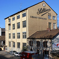Location Altes Cigarettenfabrik